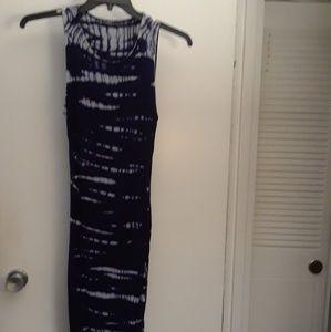 Size M Gypsy 05 Tie Dye Stretch Dress NWOT